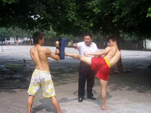 Nga My sẽ thay Thiếu Lâm tiếp chiến quyền Thái? - 2
