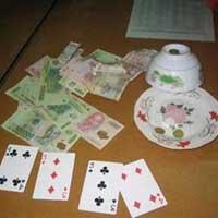 Dụng cụ xóc đĩa, Camera xóc đĩa cờ bạc