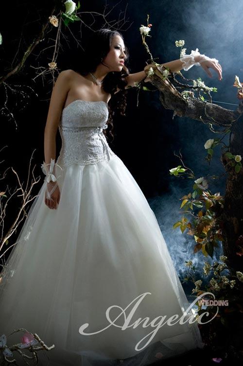 Bộ sưu tập áo cưới Bright Angel - 1