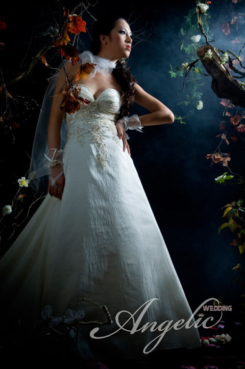 Bộ sưu tập áo cưới Bright Angel - 3
