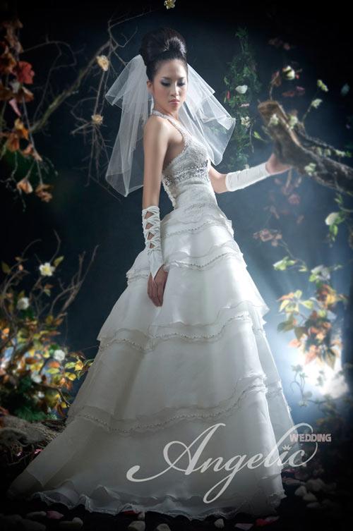 Bộ sưu tập áo cưới Bright Angel - 6