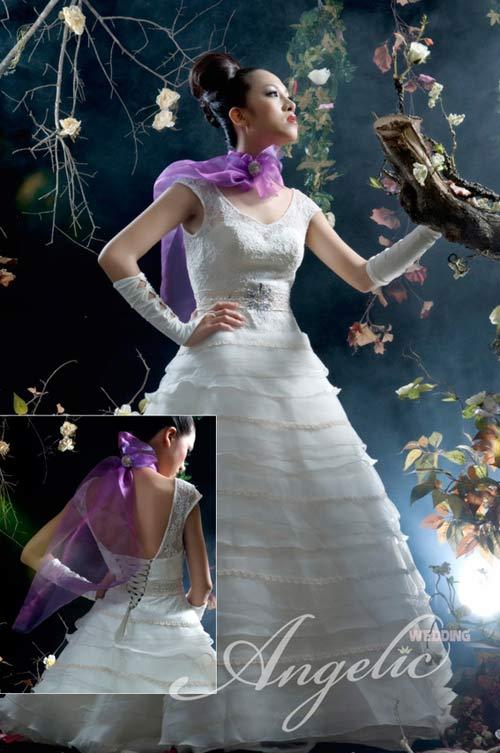Bộ sưu tập áo cưới Bright Angel - 7