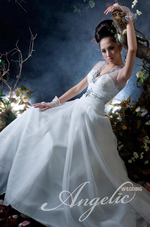 Bộ sưu tập áo cưới Bright Angel - 8