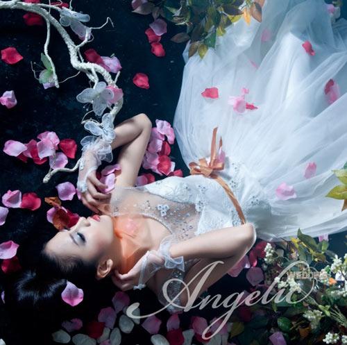 Bộ sưu tập áo cưới Bright Angel - 9