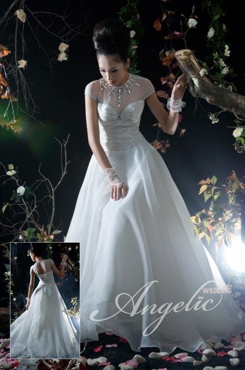 Bộ sưu tập áo cưới Bright Angel - 10