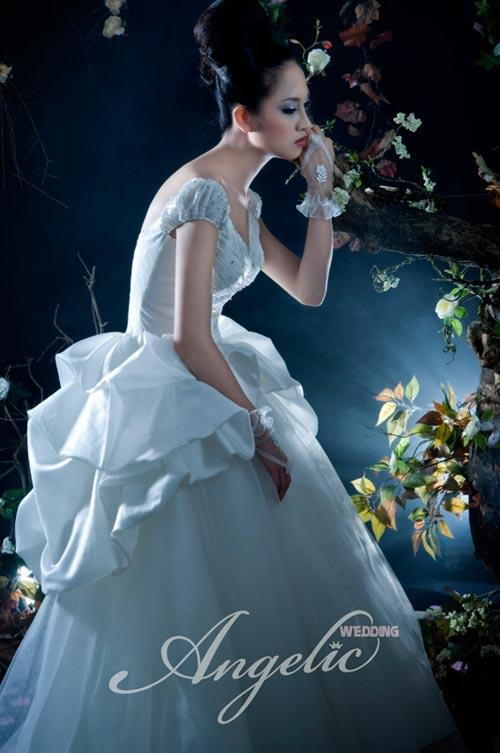 Bộ sưu tập áo cưới Bright Angel - 11