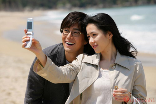"Video: Son Ye Jin ""ngoại tình"" - 1"