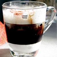Pha chế cà phê 3 tầng