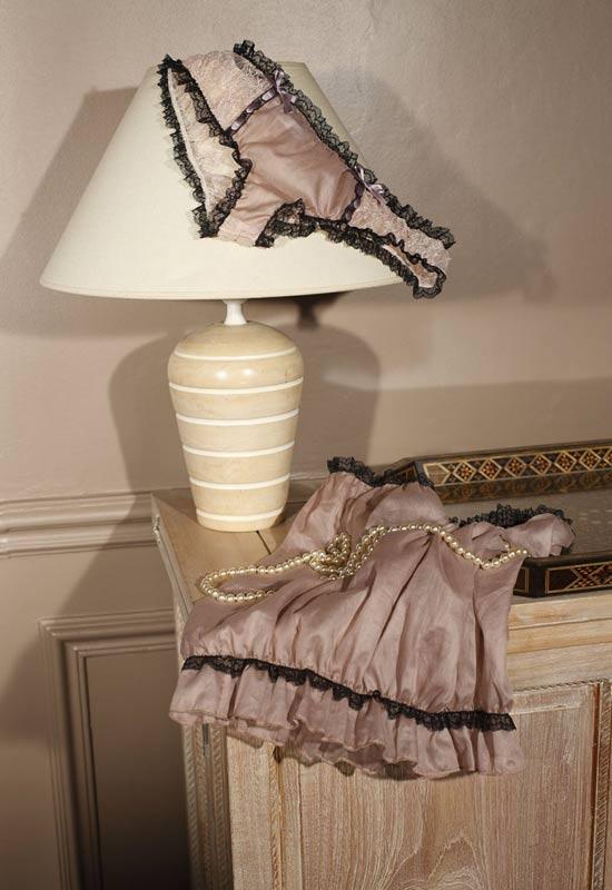Váy ngủ 'khiêu khích' với lớp voan mỏng - 14
