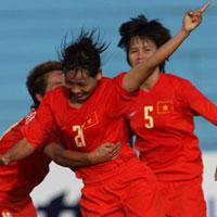 Tuyển nữ Việt Nam: Thời khắc VÀNG sắp điểm