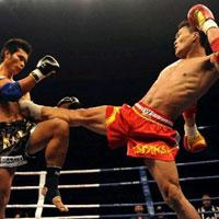 Cao thủ Thái Lan thất bại thảm hại tại Trung Quốc