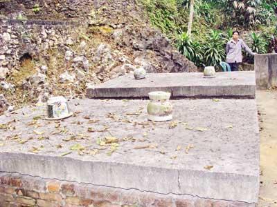 Chuyện đại gia xây lăng mộ chờ ướp xác - 1