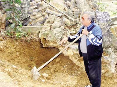 Chuyện đại gia xây lăng mộ chờ ướp xác - 3