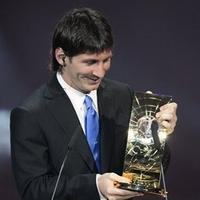 Lễ trao giải của FIFA: Messi lập cú đúp (kèm video và ảnh)