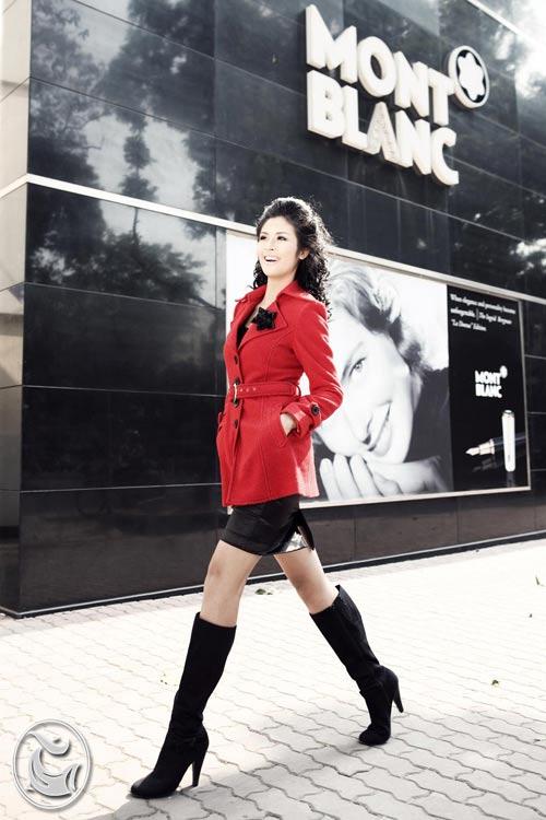 Thu Thủy fashion - Tỏa sáng mùa đông - 2