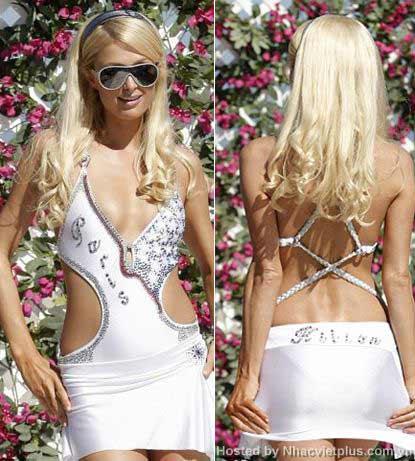 """Paris Hilton bị """"dụ dỗ"""" đóng phim XXX - 8"""