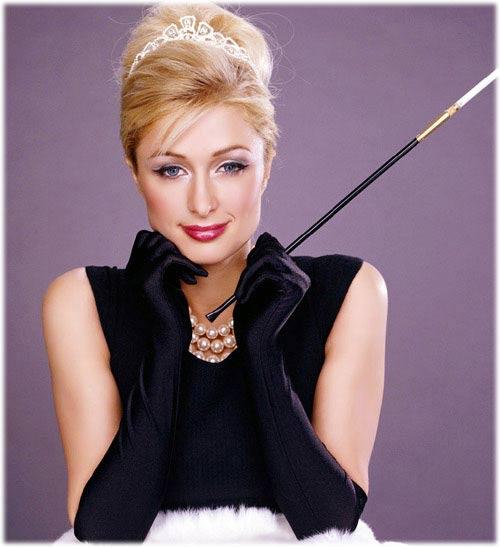 """Paris Hilton bị """"dụ dỗ"""" đóng phim XXX - 4"""