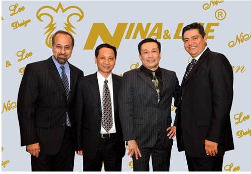 Nina & Lee Design - Thương hiệu thời trang cao cấp của Mỹ chính thức nhượng quyền tại Việt Nam - 3