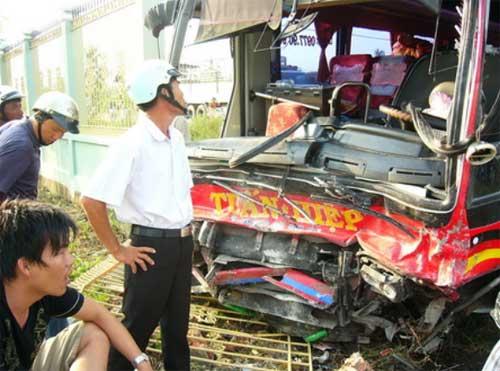 Tai nạn thảm khốc trên Quốc lộ 1A - 1