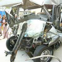 Tai nạn thảm khốc trên Quốc lộ 1A