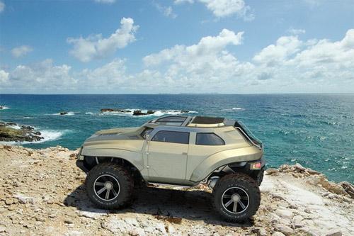 Hummer HB – Xe cho người mê off-road - 11
