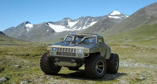 Hummer HB – Xe cho người mê off-road - 19