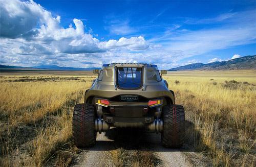 Hummer HB – Xe cho người mê off-road - 17
