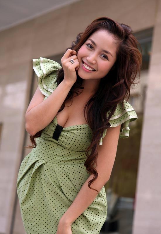 """Sexy như """"ốc"""" Thanh Vân! - 9"""