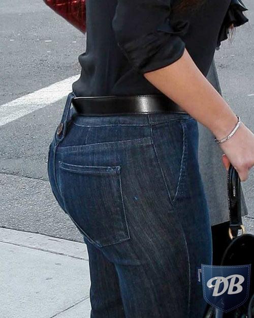"""Người đẹp """"siêu vòng 3"""" gợi cảm với jeans - 18"""