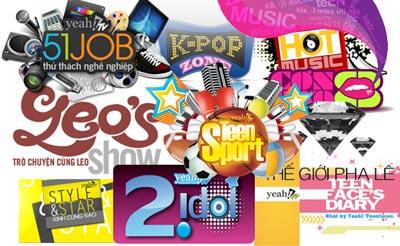 YEAH1TV - Kênh truyền hình sôi động dành cho giới trẻ - chính thức phủ sóng toàn quốc trên sóng VTC4 - 1