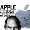 10 câu chuyện nổi bật của Apple trong năm 2009