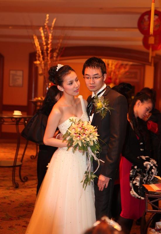 Toàn cảnh đám cưới Hoa hậu Thùy Lâm - 3