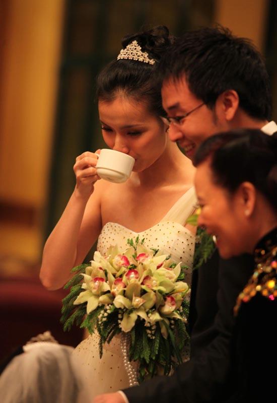 Toàn cảnh đám cưới Hoa hậu Thùy Lâm - 4