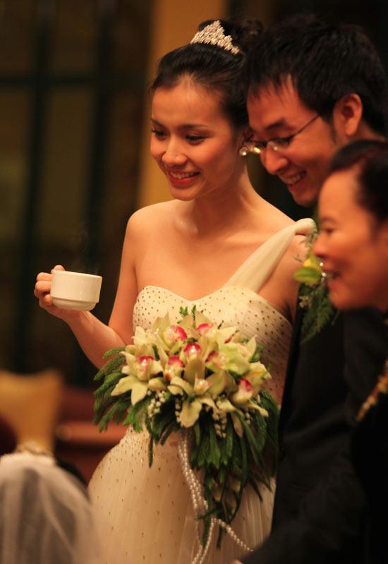 Toàn cảnh đám cưới Hoa hậu Thùy Lâm - 2