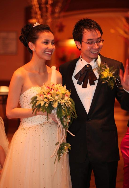 Toàn cảnh đám cưới Hoa hậu Thùy Lâm - 1