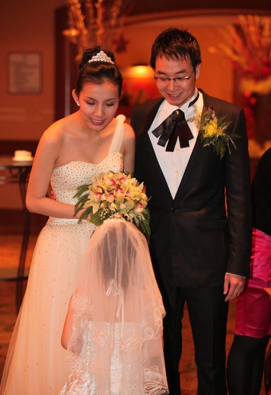 Toàn cảnh đám cưới Hoa hậu Thùy Lâm - 6