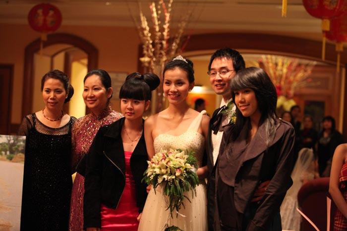 Toàn cảnh đám cưới Hoa hậu Thùy Lâm - 9