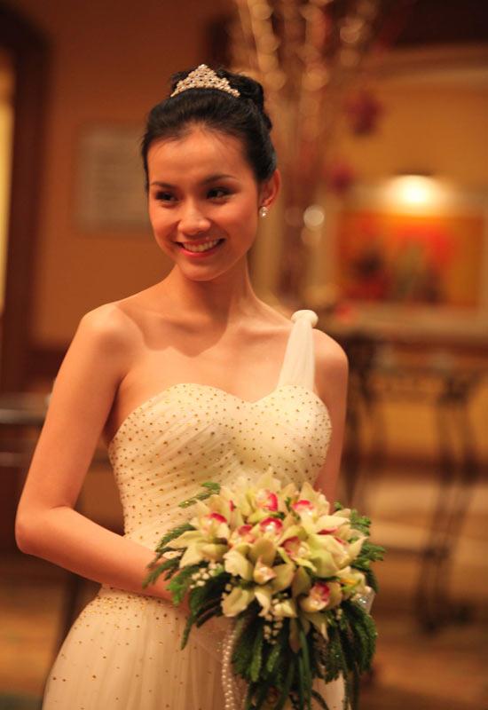 Toàn cảnh đám cưới Hoa hậu Thùy Lâm - 11