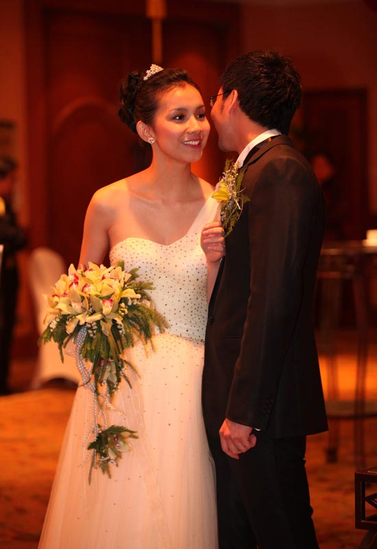 Toàn cảnh đám cưới Hoa hậu Thùy Lâm - 7