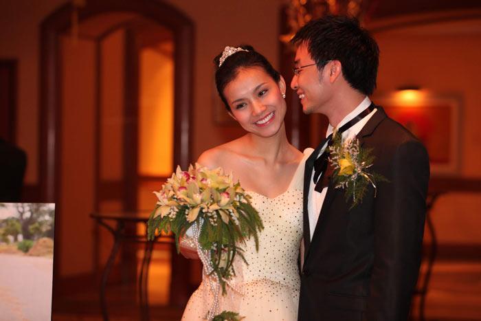 Toàn cảnh đám cưới Hoa hậu Thùy Lâm - 5