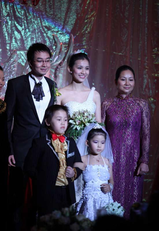 Toàn cảnh đám cưới Hoa hậu Thùy Lâm - 12