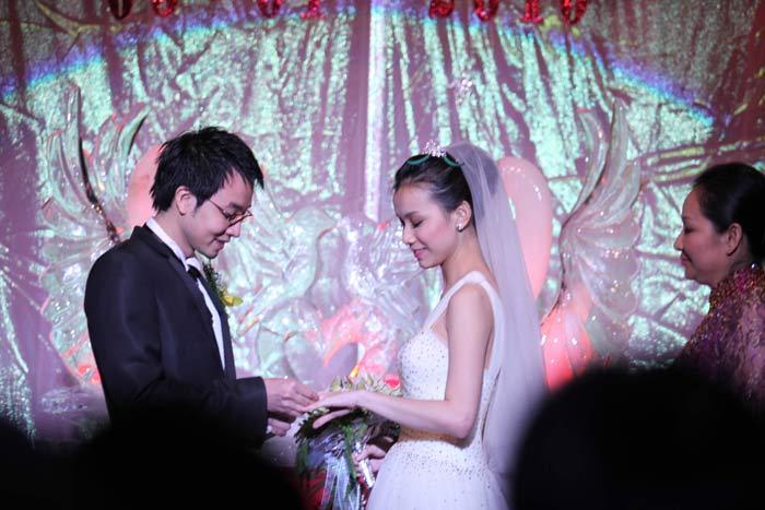 Toàn cảnh đám cưới Hoa hậu Thùy Lâm - 13
