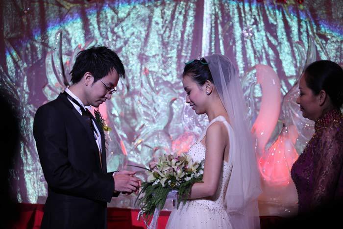Toàn cảnh đám cưới Hoa hậu Thùy Lâm - 14
