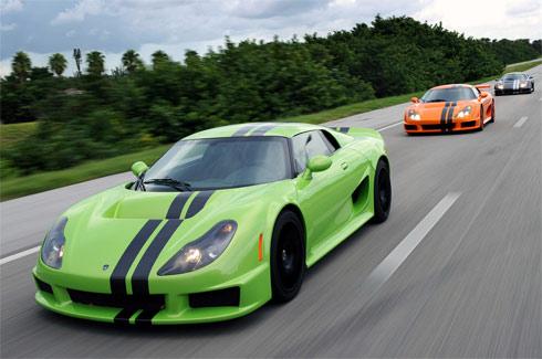 Những bức ảnh xe đẹp nhất năm 2009 - 10