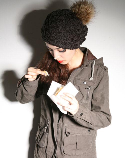 Điệu đà cùng mũ len! - 18