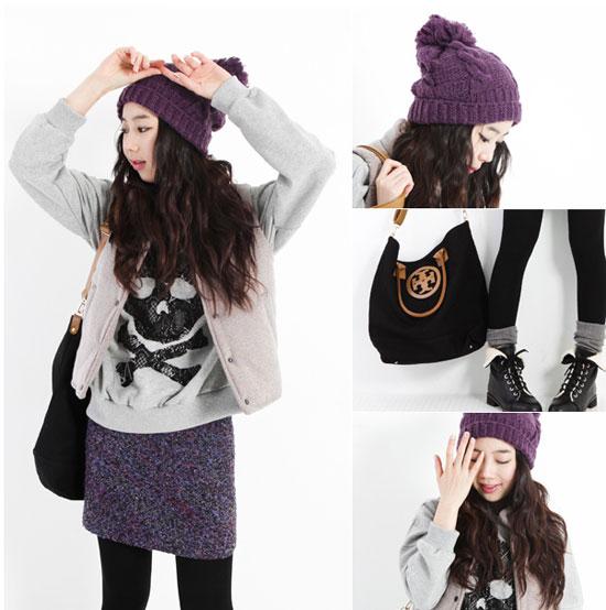 Điệu đà cùng mũ len! - 3