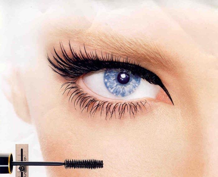 Mi đẹp nhờ mascara - 2