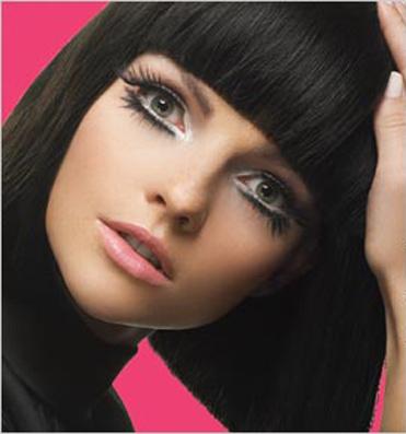 Mi đẹp nhờ mascara - 3