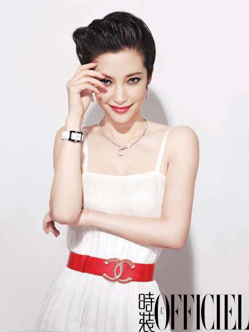 """Huỳnh Hiểu Minh """"yêu dại khờ"""" 5 'hot girl' - 4"""