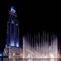 """Màn biểu diễn nhạc nước """"có một không hai"""" ở Dubai"""